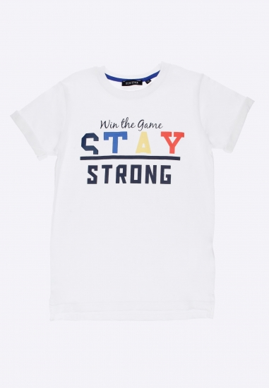 T-shirt chłopięcy Blue Seven