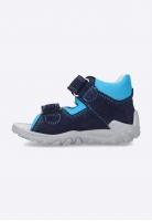 Sandały chłopięce na rzepy SuperFit