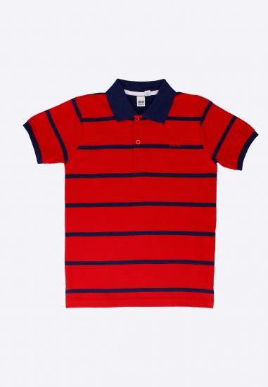 Koszulka polo chłopięca I Do