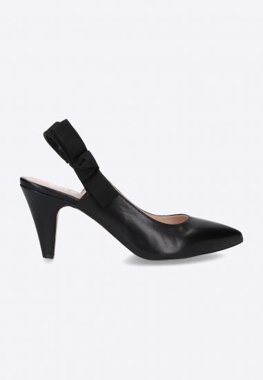 Sandały na obcasie Shoelab