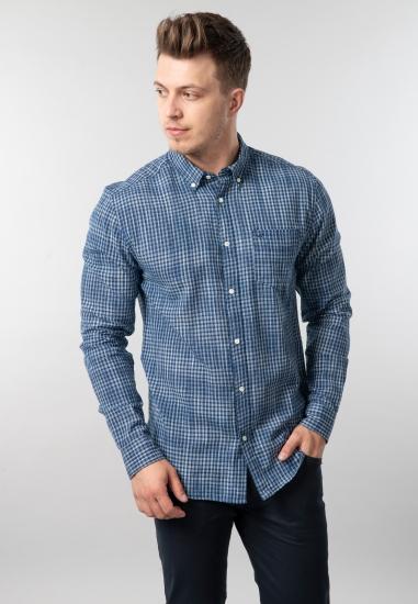 Męska koszula w kratkę regular fit Wrangler