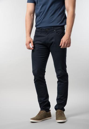 Męskie spodnie slim tapered...