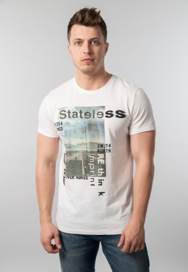 Koszulka męska z nadrukiem...