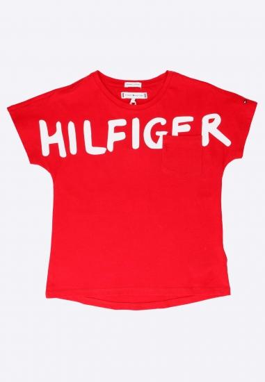 T-shirt dziewczęcy krótki...