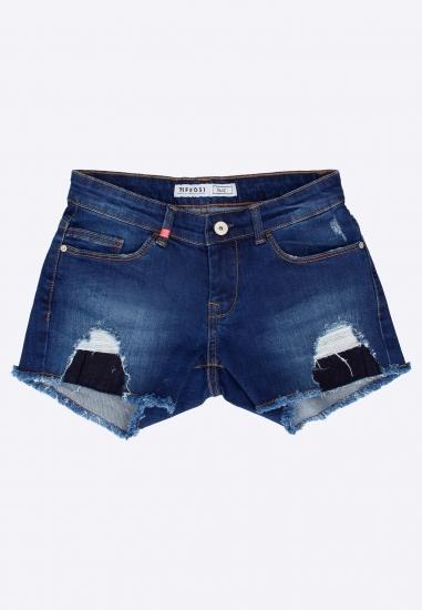 Spodenki jeansowe Tiffosi -...
