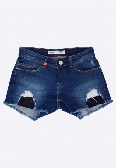 Spodenki jeansowe Tiffosi - 007M20 JEANS
