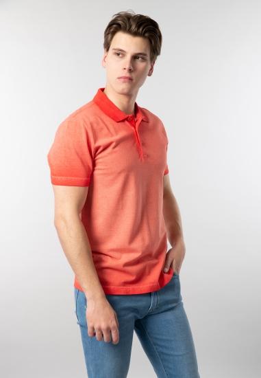 Męski t-shirt polo basic Pierre Cardin
