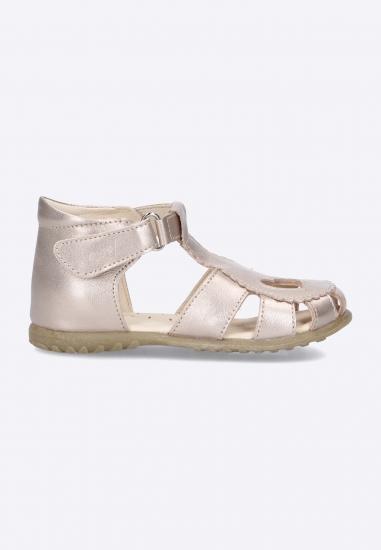 Sandały dziewczęce na rzep Emel