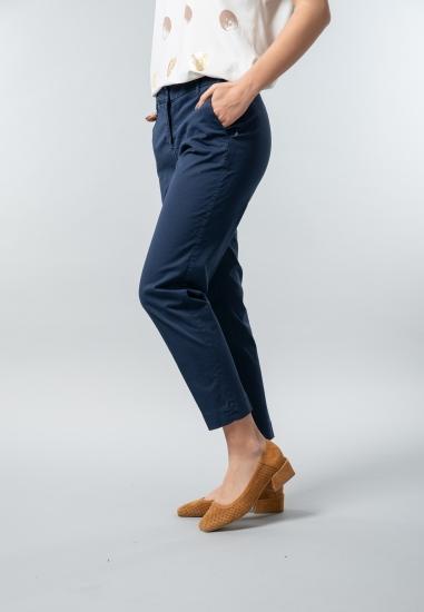 Spodnie materiałowe cygaretki Chiara D'alba