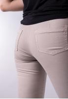 Spodnie damskie z lampasami Age