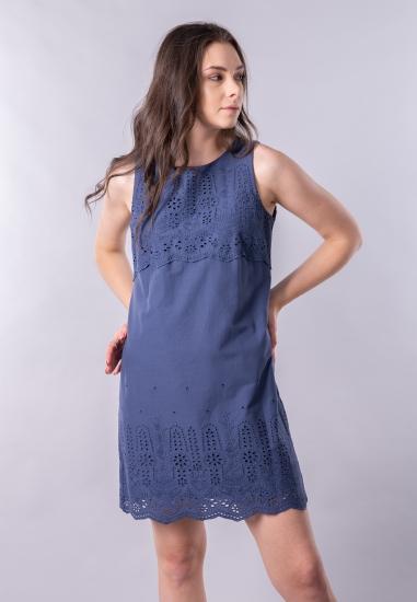 Sukienka z ażurowymi elementami Thilda
