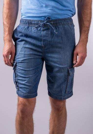 Bermudy męskie jeansowe Carrera Jeans