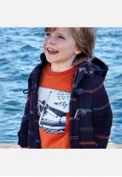 Bluza chłopięca z nadrukiem Mayoral