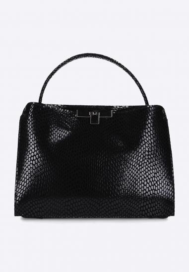 Skórzana torebka Zocal -...