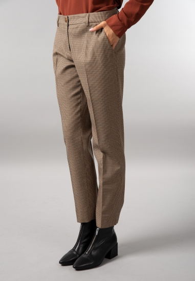 Spodnie damskie cygaretki Trussardi Jeans