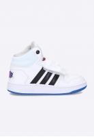 Półbuty dziecięce Adidas Hoops Mid 2.0 I
