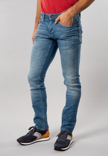 Jeansy męskie slim fit Tommy Jeans