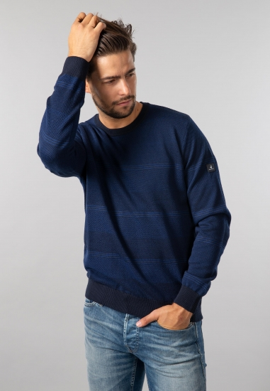 Sweter męski basic Navigare