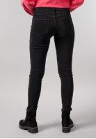Spodnie damskie z aksamitnej tkaniny Gas