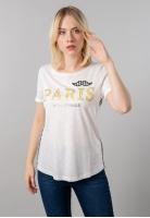 T-shirt damski z nadrukiem Street One