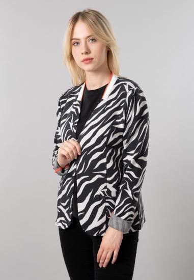 Sweter ze zwierzęcym motywem Street One