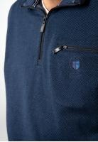 Sweter męski ze stójką Rotte Mediterranee