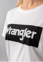 T-SHIRT DAMSKI WRANGLER