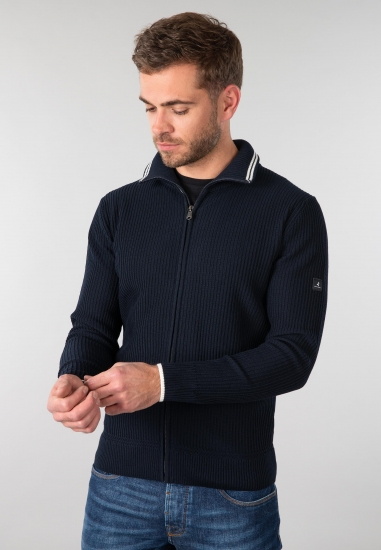 Sweter męski rozpinany Navigare