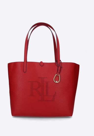 Dwustronna torebka Ralph Lauren