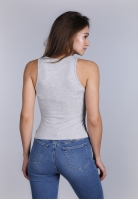 Top na szerokich ramiączkach Calvin Klein Jeans