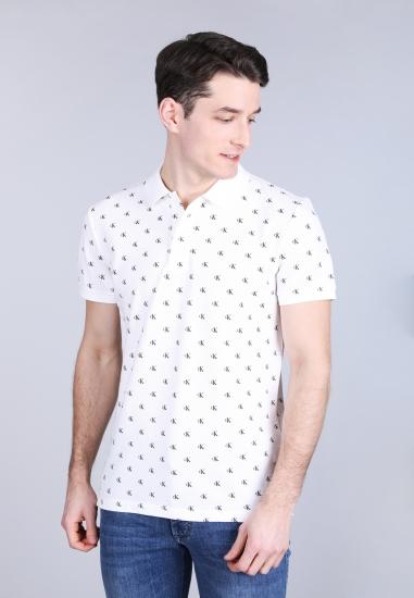 Męska koszulka polo Calvin Klein Jeans