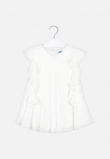 Dziewczęca bluzka z krótkim rękawem MAYORAL