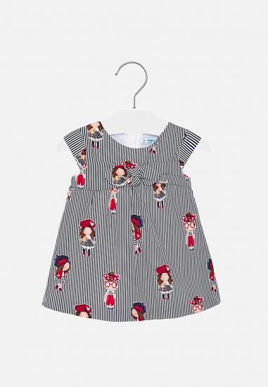 Sukienka dla dziewczynki Mayoral