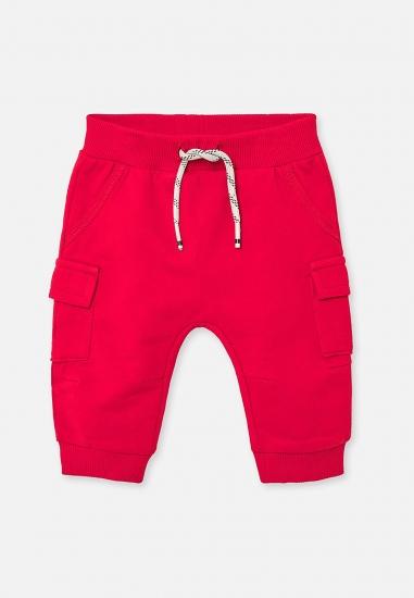 Spodnie bawełniane chłopięce firmy Mayoral
