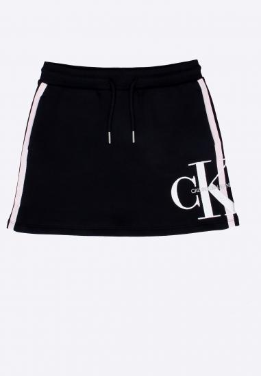 Dresowa spódniczka Calvin Klein Jeans