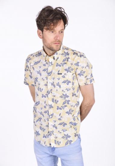 Wzorzysta koszula męska Garcia