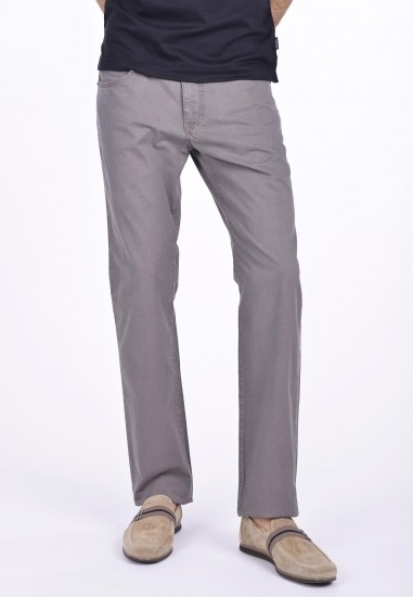 Spodnie męskie slim fit Pioneer