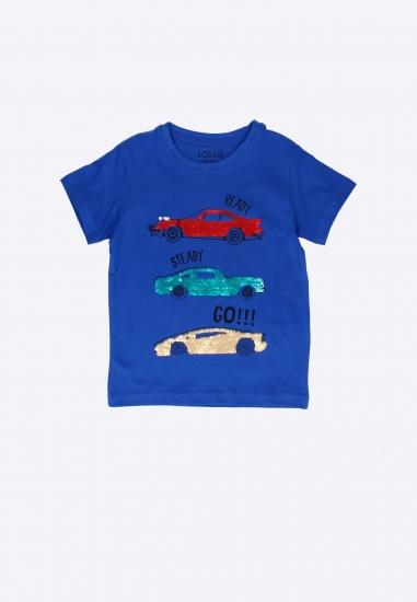 Koszulka dla chłopca Losan