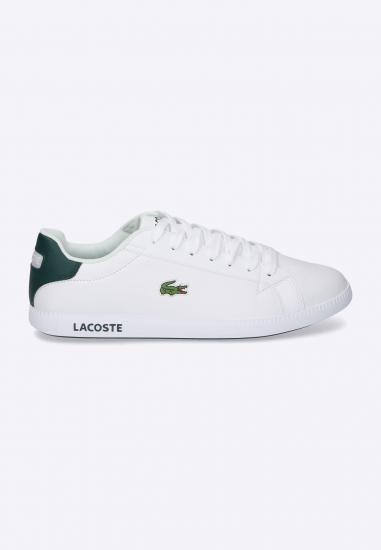 Sneakersy LACOSTE - 001BIALY