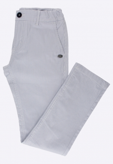 Eleganckie spodnie w paski...