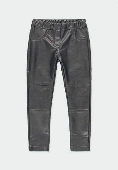 Skórzane spodnie dla dziewczyny Boboli