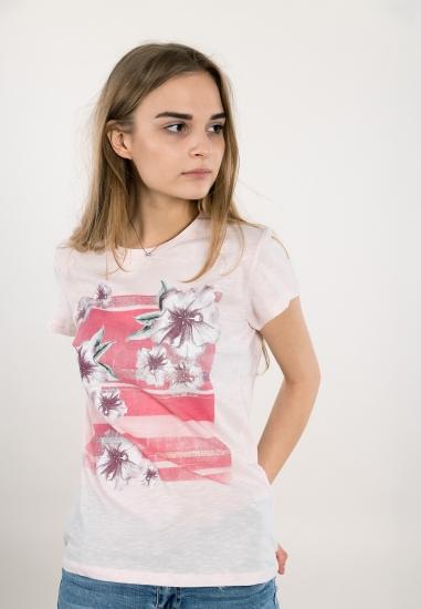 Koszulka z nadrukiem YOGGY
