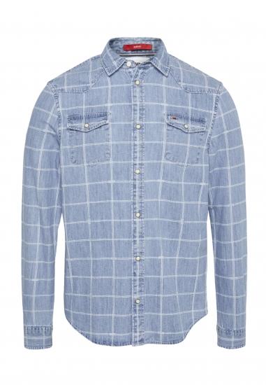 Koszula w kratę Tommy Jeans