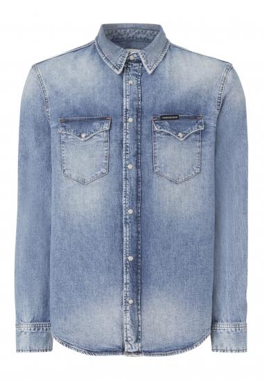 Jeansowa koszula męska Calvin Klein Jeans