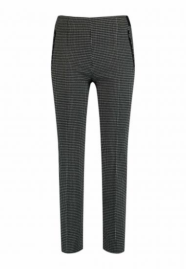 Materiałowe spodnie damskie GERRY WEBER
