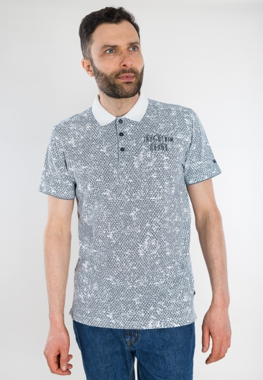 Koszulka polo LERROS -...