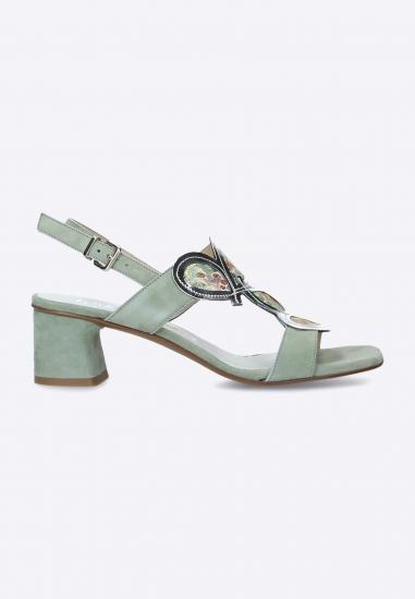 Skórzane sandały Le Gazzelle