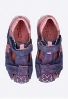 Sandały dziewczęce ze zdobieniem SUPERFIT