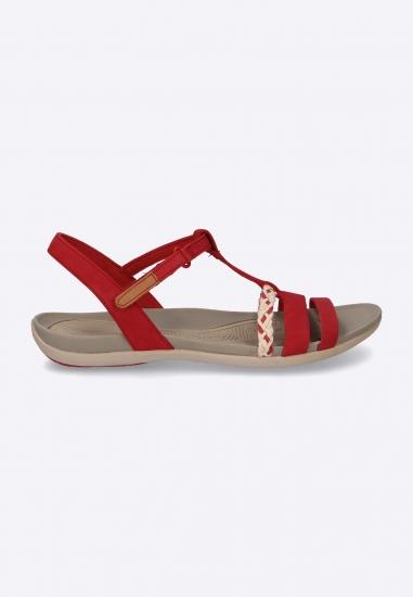 Sandały damskie ze zdobieniem CLARKS