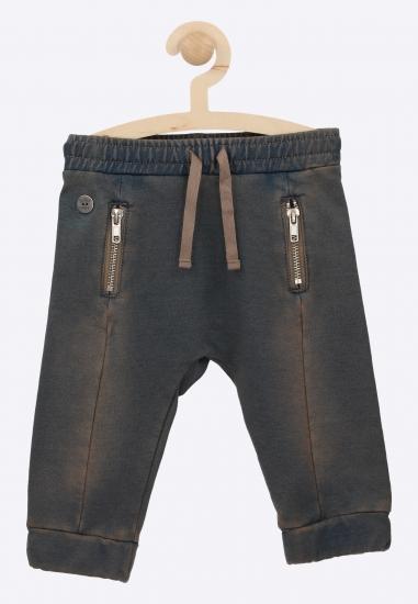Spodnie z obniżonym krokiem BOBOLI